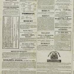 De Klok van het Land van Waes 09/03/1873