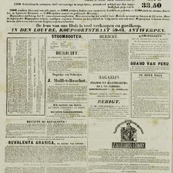 De Klok van het Land van Waes 12/01/1873