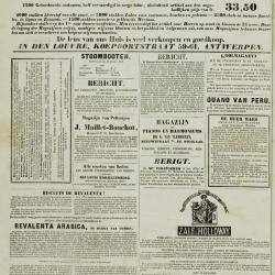 De Klok van het Land van Waes 15/12/1872