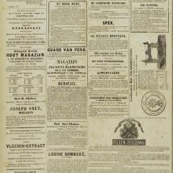 De Klok van het Land van Waes 24/08/1873