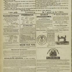 De Klok van het Land van Waes 15/06/1873