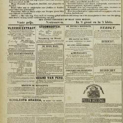 De Klok van het Land van Waes 29/06/1873