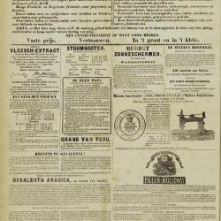 De Klok van het Land van Waes 01/06/1873