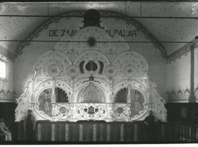 Orgel Aimé Koenigsberg Anvers
