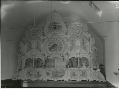 Orgel Ch Marenchi (?), Parijs