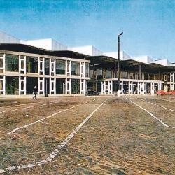 Station Sint-Niklaas in 1973