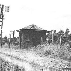 Spoorlijn 56 Sint-Niklaas-West - Dendermonde, halte Sombeke