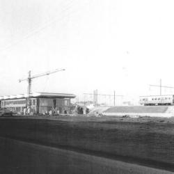 Station Sint-Niklaas, open ruimte Leopold II-laan