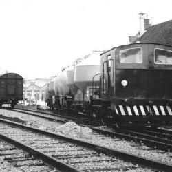 Spoorlijn Scheerders-Van Kerchove, Sint-Niklaas