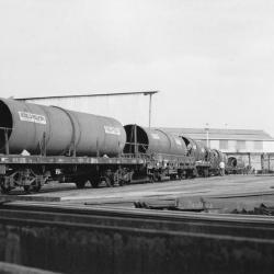 Spoorverbinding Nobels-Peelman, Sint-Niklaas, 1964