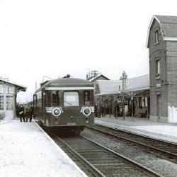 Spoorlijn 54 Mechelen - Terneuzen, station Puurs