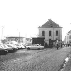 Station Sint-Niklaas, afbraak jaren 1970