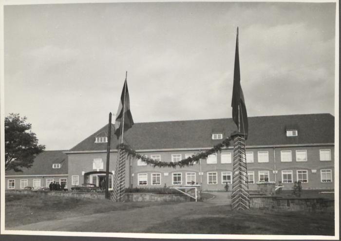 Plechtige inhuldiging nieuw rusthuis St-Camillus