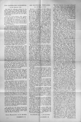 Een Keizerlijke verklaring aan het Duitsch Volk