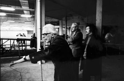 Reynaertspel 1973, repetitie olv Mark Liebrecht
