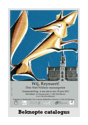 Beknopte catalogus 'Wij, Reynaert!'