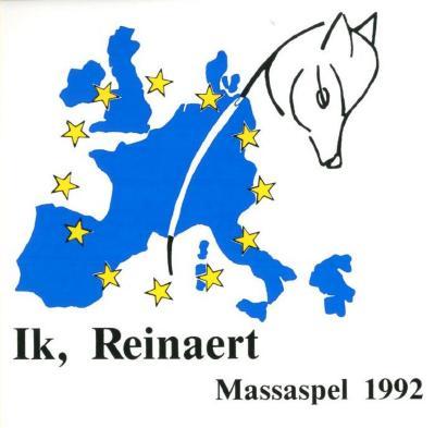 Reynaertspel 1992, promotiesticker