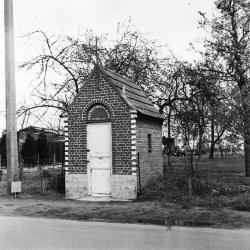 Kapel ter ere van O. L. Vrouw van het H. Hart, Brielmolenstraat Eksaarde
