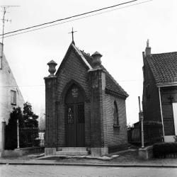 Kapel ter ere van O. L. Vrouw van Salette, Hillarestraat Lokeren