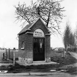 Kapel ter ere van de H. Wivina, Hemelseschoot Lokeren