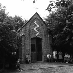 Kapel ter ere van Onze-Lieve-Vrouw van bijstand, Sinaaiwegel Belsele