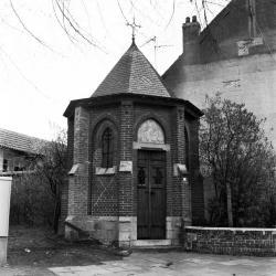 Kapel ter ere van het H. Hart, Bergendriesstraat Lokeren