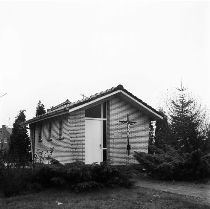 Kapel H.Kruis, Oude Molenstraat De Klinge