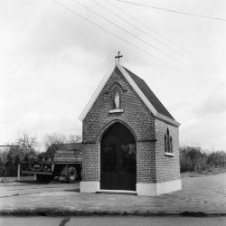 Kapel ter ere van O. L. Vrouw van Lourdes, Doorslaardam Lokeren