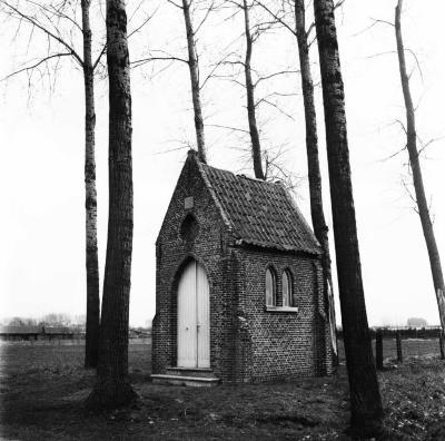 Kapel van Onze-Lieve-Vrouw van Lourdes, Zeshoekstraat Stekene