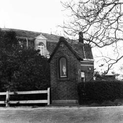 Kapel O. L. Vrouw, Kalishoekstraat Doel
