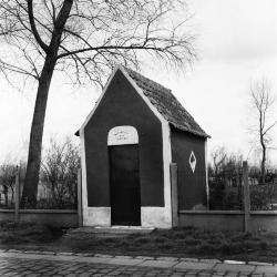 Kapel H. Antonius van Padua, Vijverstraat Eksaarde