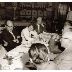 Eretafel Reynaertfeesten 1958