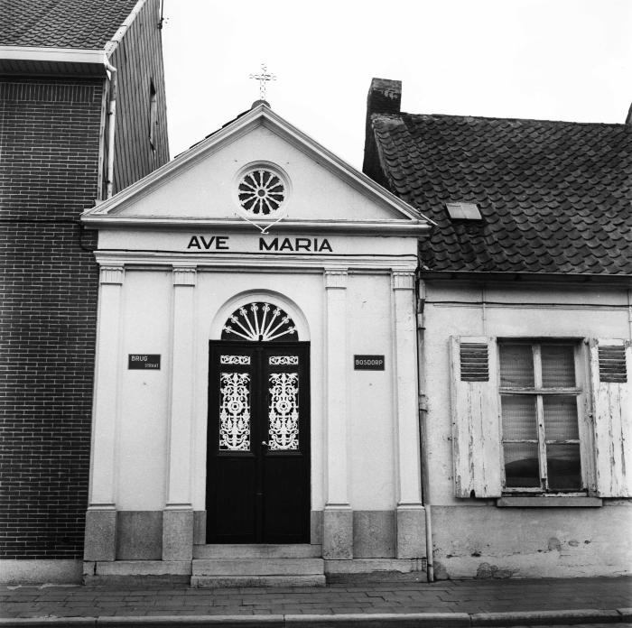 Kapel van Onze-Lieve-Vrouw-Onbevlekt-Ontvangen, Bosdorp Stekene