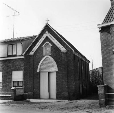 Kapel Onze-Lieve-Vrouw ten Troost, Klein Sinaai