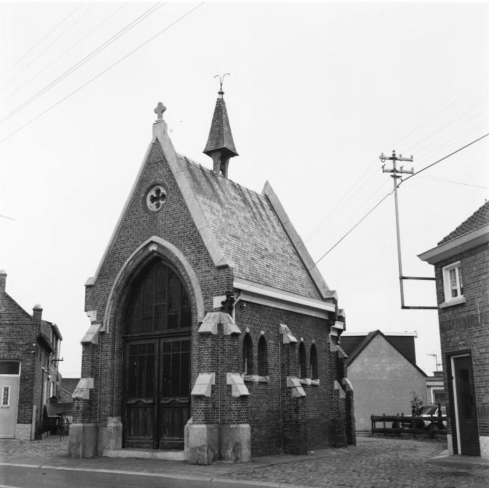 Kapel van Onze-Lieve-Vrouw van VII Weeën, Kapelstraat De Klinge