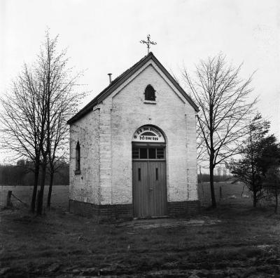 Kapel van Onze-Lieve-Vrouw van Loretten, Trompstraat Kemzeke