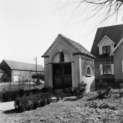 Kapel Heilige Rochus,Zwaanaardestraat Sinaai