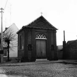 Kapel van O. L. Vrouw van VII Weeën, Kapelstraat Kruibeke