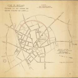 Stad Sint-Niklaas: ontwerp tot het openen van nieuwe straten en lanen
