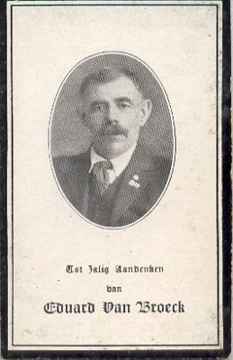Eduard Van Broeck