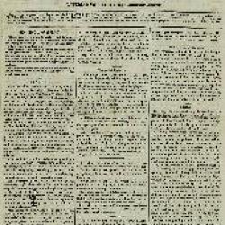 De Klok van het Land van Waes 13/12/1863