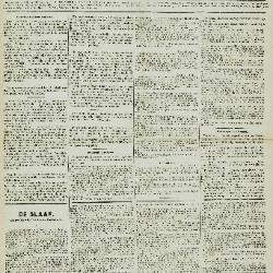 De Klok van het Land van Waes 29/10/1882