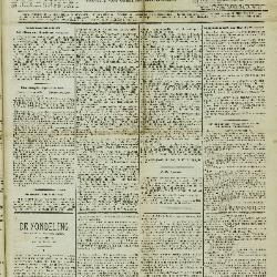 De Klok van het Land van Waes 03/10/1897