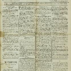 De Klok van het Land van Waes 09/01/1898