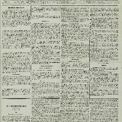 De Klok van het Land van Waes 15/11/1874