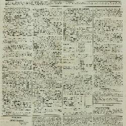 De Klok van het Land van Waes 25/09/1864