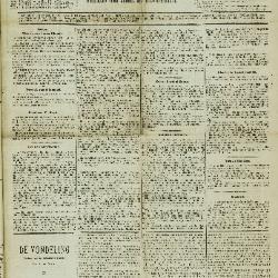 De Klok van het Land van Waes 26/12/1897