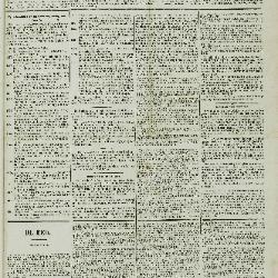 De Klok van het Land van Waes 25/06/1871