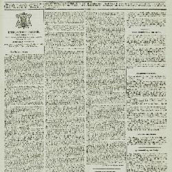 De Klok van het Land van Waes 10/03/1889