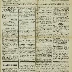 De Klok van het Land van Waes 29/03/1896